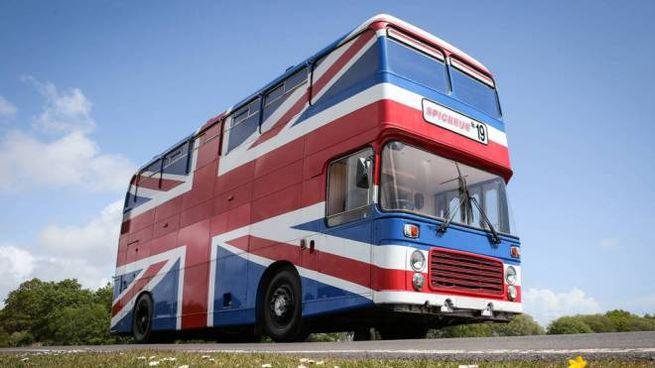 È possibile passare una notte nello Spice Bus delle Spice Girls - Foto: www.airbnb.co.uk