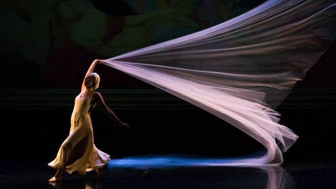 Spettacolo di danza al Manzoni