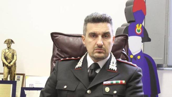 Il maggiore Francesco Provenza