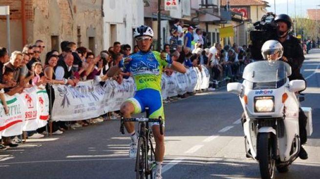 Valerio Conti vince con la maglia della Mastromarco