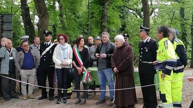 L'inaugurazione della Festa degli Alberi