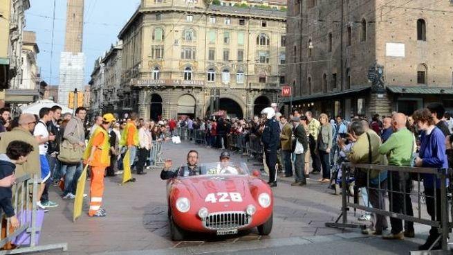 Bologna è tappa della Mille Miglia