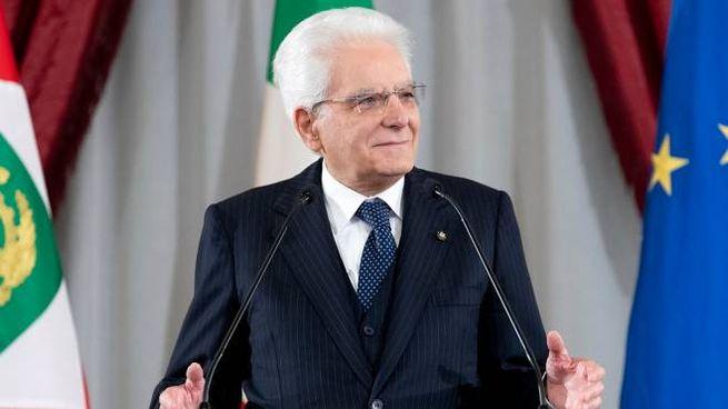 Il presidente della Repubblica Sergio Mattarella (ImagoE)
