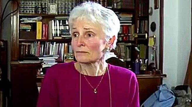 Rosa Maria Dell'Aria, 63 anni, la prof sospesa a Palermo (Ansa)