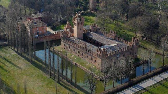 Il castello medievale di San Martino in Soverzano