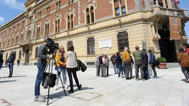 Il palazzo comunale di Legnano