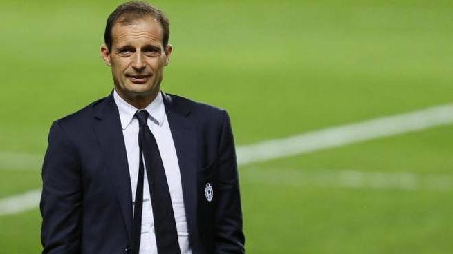 Massimiliano Allegri lascia la Juventus, domenica l'ultima in casa (Ansa)