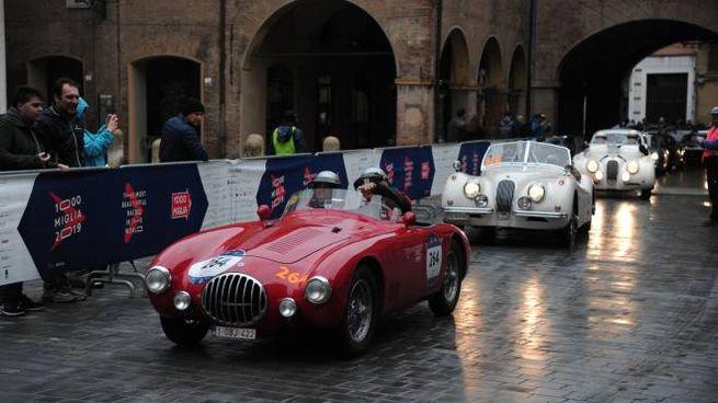 1000 miglia a Modena