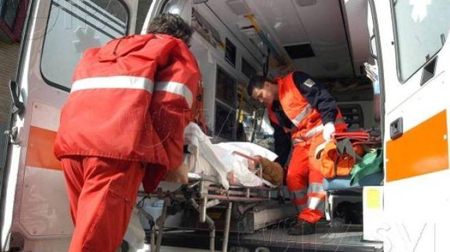 Ambulanza (Foto di archivio)