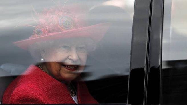 La regina Elisabetta II (Ansa)