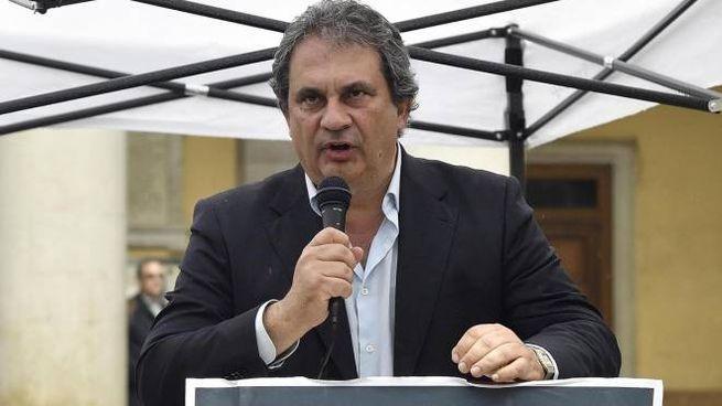 Roberto Fiore (Ansa)