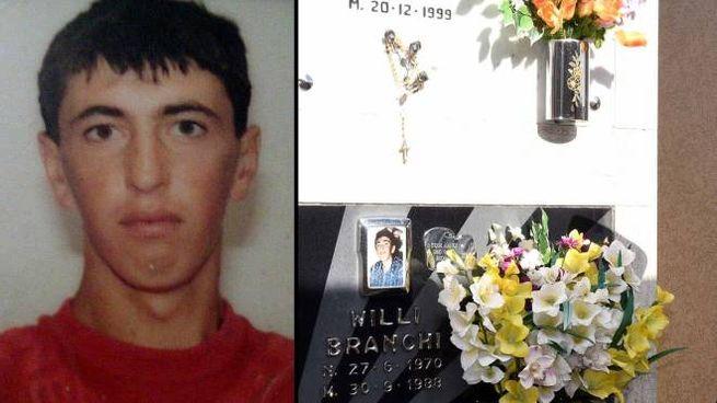 Willy Branchi aveva 18 anni, fu ucciso a Goro nel 1988