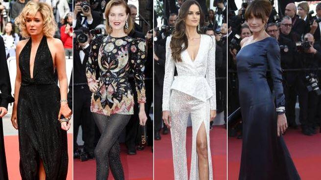 new products 61e5f d12a8 Cannes 2019, abiti, look e tendenze delle star sul red ...