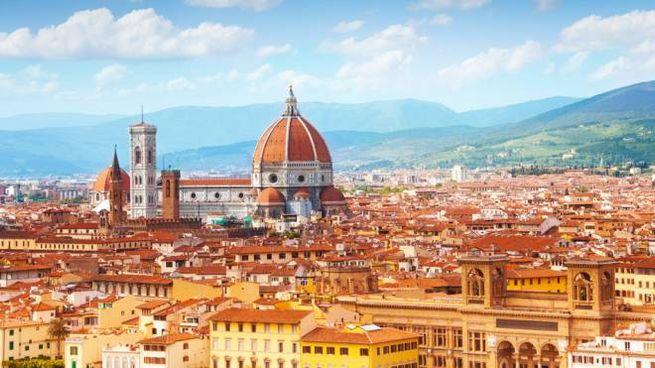 Un trekking da 170 km intorno a Firenze