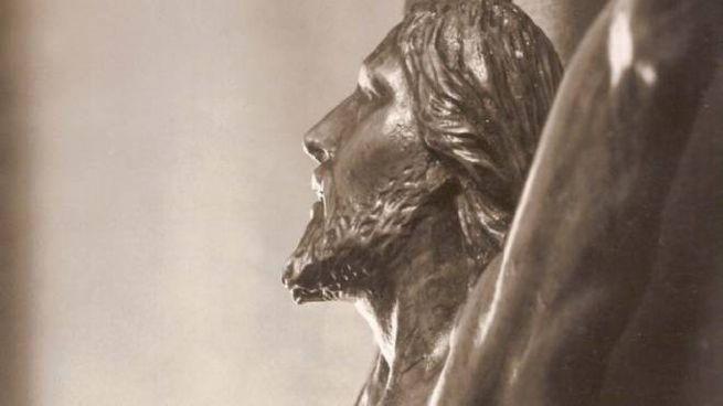 La statuetta attributa a Michelangelo