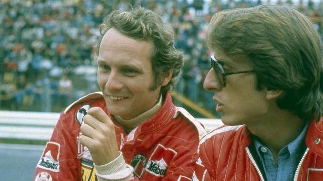 Niki Lauda e Luca Cordero di Montezemolo (Alive)