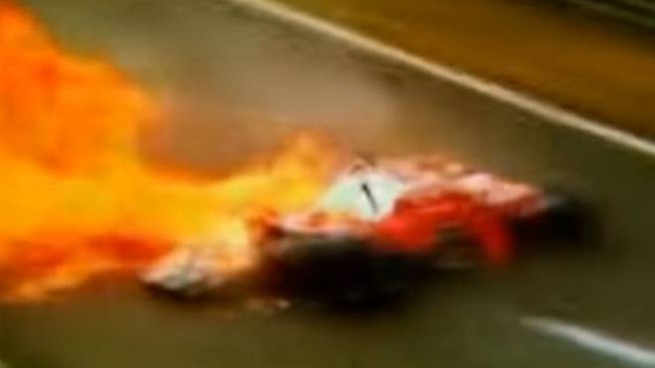Incidente di Niki Lauda al Nurburgring