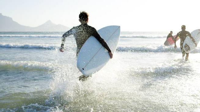 Dove andare a fare surf in Italia