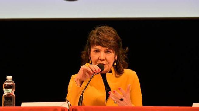 Elisabetta Sgarbi alla presentazione de 'La Milanesiana 2019'