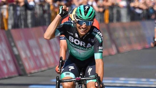 Cesare Benedetti vince a Pinerolo (ANSA)