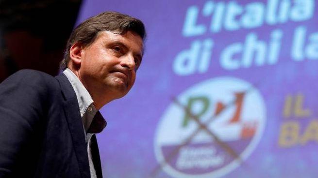 Carlo Calenda, candidato alle europee (Lapresse)