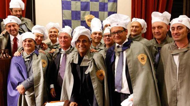 I Cavalieri di Sant'Appiano con Carlo Conti