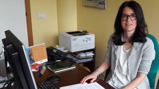 Cristina Masini, oculista di Villa Verde