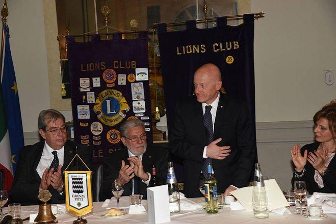 La serata Lions al Grand Hotel Villa Medici / FOTO