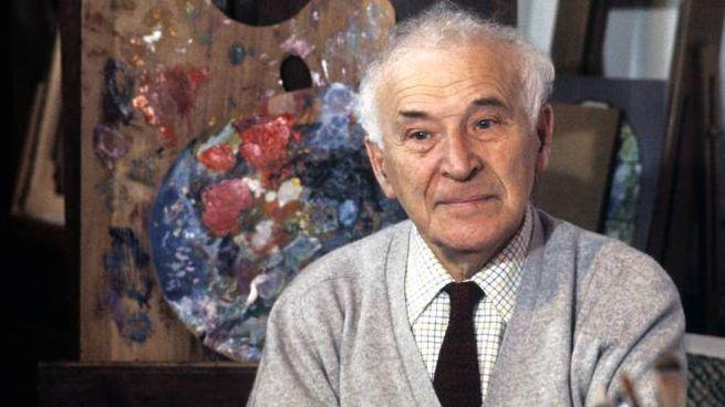 Chagall è nato in una famiglia ebraica a Vitebsk nell'attuale Bielorussia