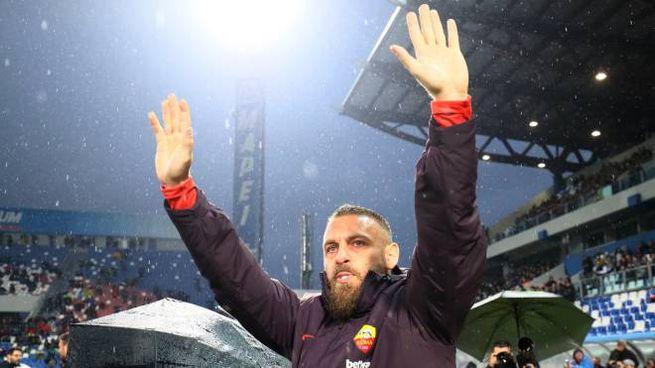 Daniele De Rossi, 35 anni
