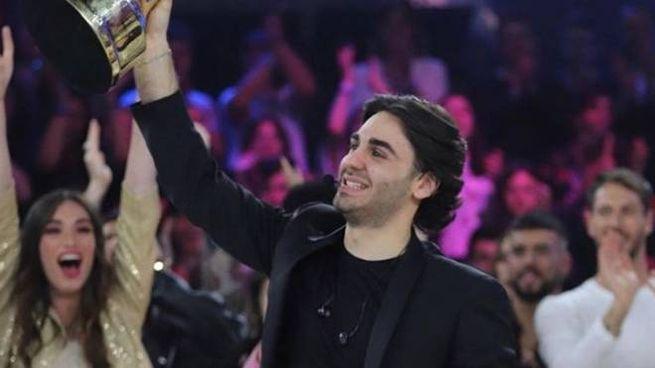 Alberto Urso, vincitore di Amici 2019