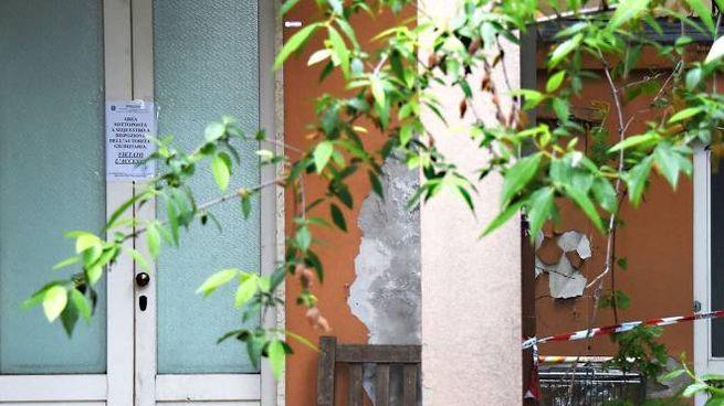 La casa, che era del nonno Vincenzo, nel cuore di Rimini, in via Isotta