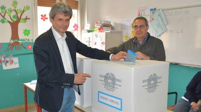 Fabrizio Fracassi, candidato sindaco