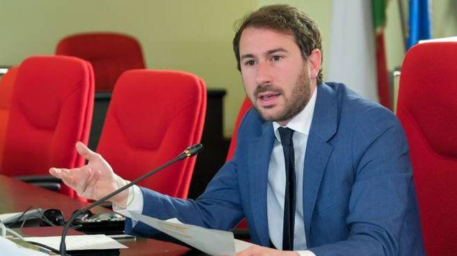 Il sindaco di Cinisello Balsamo Giacomo Ghilardi