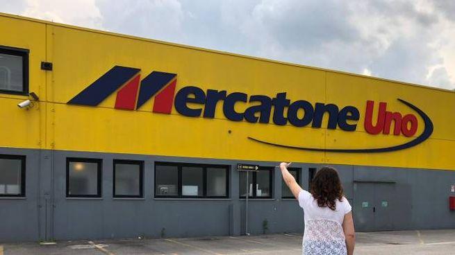 Mercatone Uno, un negozio chiuso