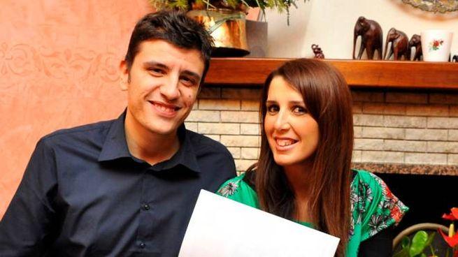 Sarah Vitale e Luciano Quercia, sposi a costo zero a giugno