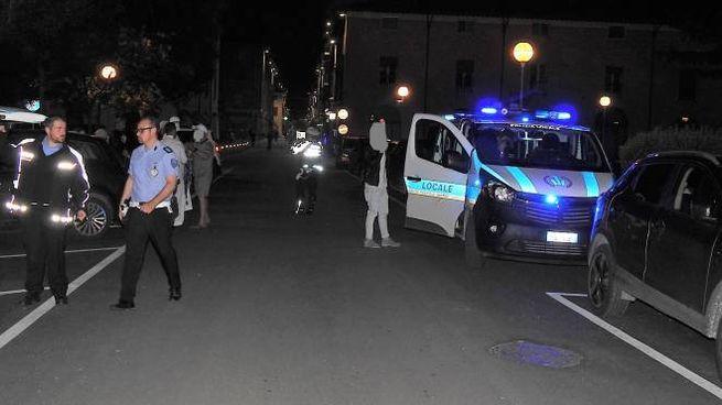 Rilievi della Polizia Locale della Bassa Romagna (Scardovi)