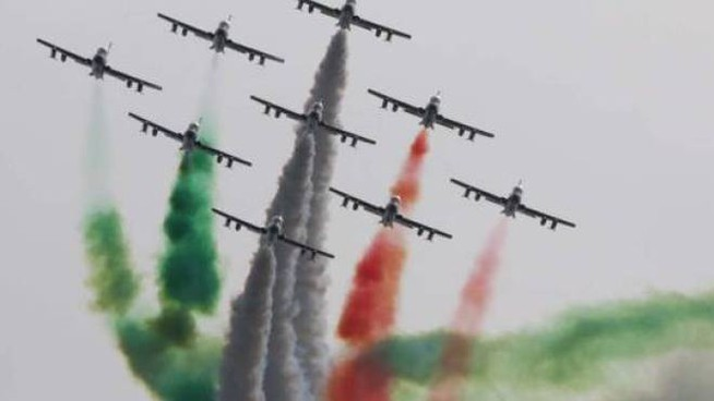 Valore Tricolore, le Frecce Tricolori tornano a Punta Marina il 22 e 23 giugno