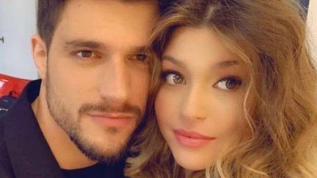 Andrea Zelletta e Natalia Paragoni (Foto Instagram)