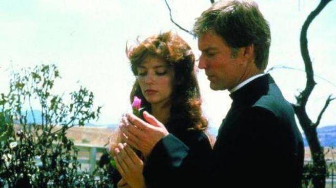 Rachel Ward e Richard Chamberlain in 'Uccelli di rovo'
