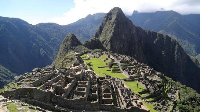 Machu Picchu, Ande, Perù (Ansa)