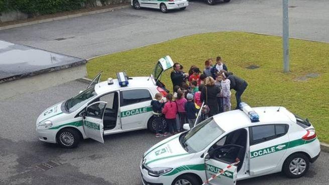 La Polizia locale di Lodi