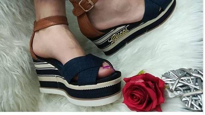 Le scarpe taroccate e vendute online