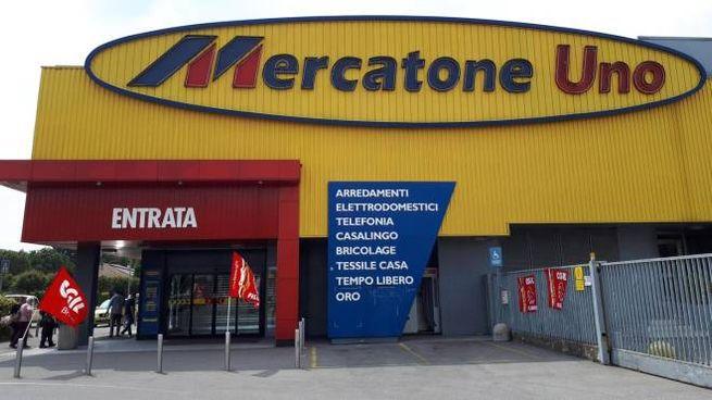 Un negozio Mercatone Uno (Ansa)