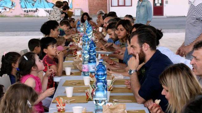 Una cena alla Vela di Avane
