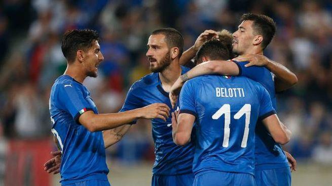 Calendario Campionato Mondiale Di Calcio 2020.Qualificazioni Euro 2020 Grecia Italia L 8 Giugno
