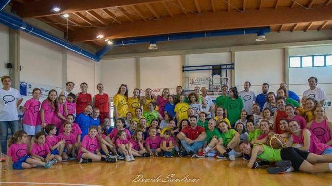 La grande famiglia dell'Olimpia