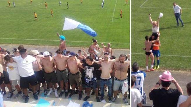 Atletico Porto Sant'Elpidio in Serie D, festa anche per la Pilotti
