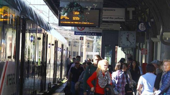 Il Colico-Chiavenna è stato sostituito da un servizio autobus