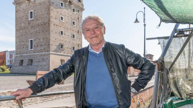 Massimo Medri, sindaco di Cervia